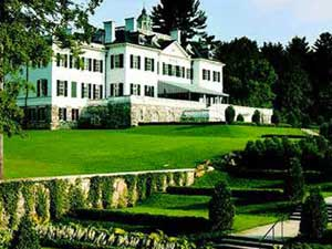 edith wharton's home in lenox, ma