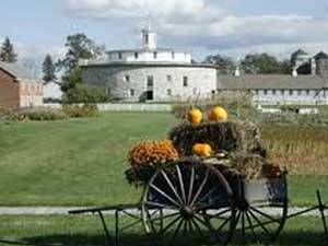 shaker village in Hancock MA