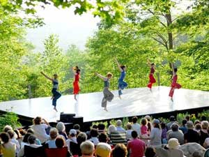 jacob's pillow dance company